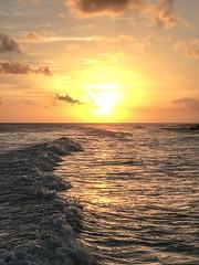 IMG_1137 (pwbaker) Tags: sunset caribbean sky beach barbados bridgetown vacation