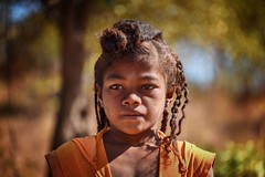 Low Caste Boy (Rod Waddington) Tags: africa afrique afrika madagascar malagasy boy child low caste slave descendant portrait outdoor landscape culture cultural candid streetphotography street trees hairstyle poor