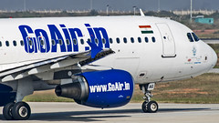 GoAir Airbus A320 VT-WAG Bangalore (BLR/VOBL) (Aiel) Tags: goair airbus a320 vtwag bangalore bengaluru