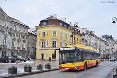 Solaris Urbino 12 Electric - 1914 - 222 - 21.12.2018 (VictorSZi) Tags: poland warsaw varsovia transport publictransport bus autobuz winter iarna nikon nikond5300 december decembrie