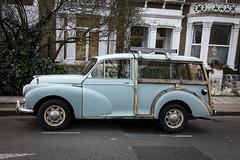 1964 Morris Minor, Balham (London Less Travelled) Tags: uk unitedkingdom britain england london southlondon city urban street suburb suburbs suburban suburbia wandsworth balham car classic morrisminor