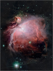 M42 The Great Nebula in RGB +Ha +Oiii (mikeyp2000) Tags: rgb nebula astrophotography oiii dso narrowband space ha m42 orion