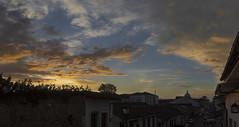 Atardecer en Popayán (José M. Arboleda) Tags: paisaje atardecer puestadelsol cielo nube arrebol silueta sombra ciudad contraluz cúpula popayán colombia canon eos 5d markiv ef24105mmf4lisusm josémarboledac