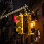 Yellow Light in NYC thumbnail