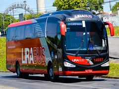 Lirabus 14087 (busManíaCo) Tags: busmaníaco nikond3100 rodoviário ônibus bus irizar lirabus i6 390 b340r volvo