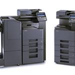 カラーレーザー複合機の写真