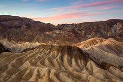 Zabriskie Point 2636-1 (blackhawk32) Tags: california deathvalley deathvalleynationalpark sunrise zabriskiepoint