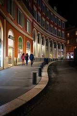 (Florence Bonnin) Tags: florencebonnin night colour rue streetphotography street paca fuji mouvement nice lumière nuit dark light