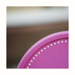 Simple... (zapperthesnapper) Tags: simple minimalist pink sign