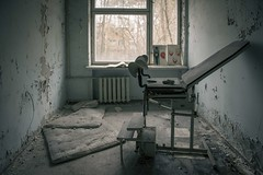 'Bed and a Board' (Taken By Me Photography) Tags: abandoned adventure building bed board closed creepy centre corridor chemical chernobyl derelict decay dark demolished explore exploring empty eerie forgotten floor gone hospital infirmary left medical nikon neglect news nuclear open pripyat patient power plant ruin shut takenbyme takenbymephotography table urbex urban ue ukraine vacant wwwtakenbymephotographycouk wall window zone