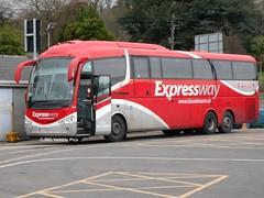 Bus Eireann SE 28 (JMG Vehicle Pics) Tags: buseireann se28 letterkenny 151d6223 scania bus coach donegal