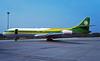D-ABAV (SAT - Air Central 'F-BSAX') (Steelhead 2010) Tags: sat specialairtransport aircentral fbsax dreg dabav freg cgn sudaviation se210 se21010r caravelle
