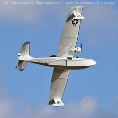 6808 Catalina (photozone72) Tags: duxford iwmduxford catalina consolidatedcatalina misspickup aviation aircraft airshows airshow canon canon7dmk2 canon100400f4556lii 7dmk2