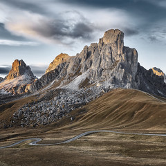 Passo Giau Dolomites (EtienneR68) Tags: a7r3 a7riii arbres dolomites dolomiti hills italie italy landscape montagne montain nature passogiau paysage scenery scenic sony travel trees voyage