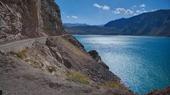 Embalse el Yeso (Ricardo Zettl Kalkum) Tags: valledelyeso cajóndelmaipo regiónmetropolitana rm chile embalseelyeso