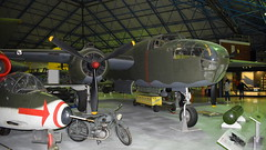 """North American B-25J Mitchell c/n 108-32641 United States Air Force serial 44-29366 preserved as """"43-4037"""" (sirgunho) Tags: royal air force raf museum hendon london england united kingdom preserved aircraft aviation north american b25j mitchell cn 10832641 states serial 4429366 434037"""