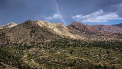Lightning at Wild Horse (Kyle French) Tags: az arizona landscape lightning storm desert southwest
