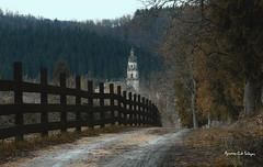 Otxandio (azucena G. De Salazar) Tags: euskadi euskalherria basquecountry paisvasco otoño fall udazkena camino bidea