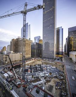 Texas Tower-Crane Day-March 17, 2019 No. 2