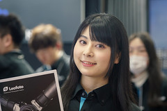 モデルさん (ゑびす) Tags: cp cp2019 パシフィコ横浜 モデル sony α7ii ilce7m2 a7ii mc11 sigma 70200mmf28 dgexhsmos