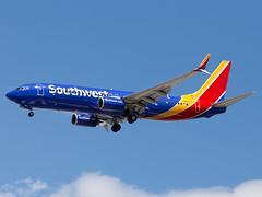N8547V (ChrischMue) Tags: southwest airlines boeing b7378h4wl las vegas mccarran international klas n8547v