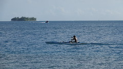 Polynésie 2019 - Bora Bora (Valerie Hukalo) Tags: borabora polynésiefrançaise polynesia pacificocean océanpacifique hukalo valériehukalo pirogue vaa archipeldelasociété archipel island île océanie polynésie ocean france frenchpolynesia oceania