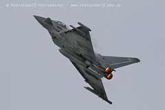 0935 Typhoon Display (photozone72) Tags: raf raftyphoondisplay typhoon eurofighter coningsby rafconingsby lincolnshire aviation aircraft canon canon7dmk2 canon100400f4556lii 7dmk2