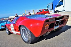 Ford GT40 MKII 1968 (benoits15) Tags: ford gt40 mkii american car red ledenon