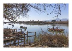 L´estany (Vicent Granell) Tags: granellretratscanon mirada visió composició barca estany cullera marc percepció personal