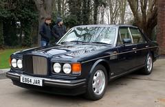 E864 JAR (2) (Nivek.Old.Gold) Tags: 1988 bentley turbo 6750cc colbrookspecialist