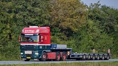 AG96837 (15.10.15)DSC_6099_Balancer (Lav Ulv) Tags: 196374 truck truckphoto truckspotter traffic trafik verkehr cabover street strasse vej commercialvehicles erhvervskøretøjer danmark denmark dänemark danishhauliers danskefirmaer danskevognmænd vehicle køretøj aarhus lkw lastbil lastvogn camion vehicule coe danemark danimarca lorry autocarra danoise vrachtwagen trækker hauler zugmaschine tractorunit tractor artic articulated semi sattelzug auflieger trailer sattelschlepper vogntog oplegger sættevogn motorway autobahn motorvej vibyj highway hiway autostrada blokvogn lowloader tiefauflieger dieplader daf broshuistrailer xf105 105510 franknøragerco hjortdalspecialtransport 2010 e5 euro5 6x2 driversøren retiredin2016 afmeldt2016 abgemeldet2016 dafxf