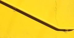 . (SA_Steve) Tags: yellow amarillo minimal less simple wall railing miami miamiflorida florida bright vivid color