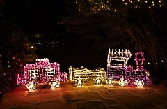 Bellingrath Magic Christmas in Lights (ciscoaguilar) Tags: bellingrath alabama lights theodore christmas