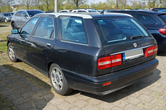 1998 Lancia Kappa Kombi Heck (Joachim_Hofmann) Tags: auto fahrzeug lancia kappa kombi kraftfahrzeug kfz