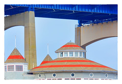 Under the Bridge (Timothy Valentine) Tags: fbpost 0319 large 2019 carouselatbattleshipcove hrsw fallriver massachusetts unitedstatesofamerica us