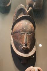 New Guinea solid face (quinet) Tags: 2017 amsterdam antik netherlands schnitzerei tropenmuseum ancien antique carving museum musée sculpture