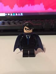 DC's Doctor Hurt (Numbuh1Nerd) Tags: lego purist custom superheroes minifigures batman thomas wayne