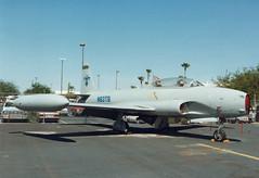 T-33AN 21559 N83TB Thunderbird Aviation (spbullimore) Tags: n83tb 21559 t33 t33an 1994 usa az arizona phoenix airport valley deer aviation thunderbird shooting star canada royal canadian air force rcaf