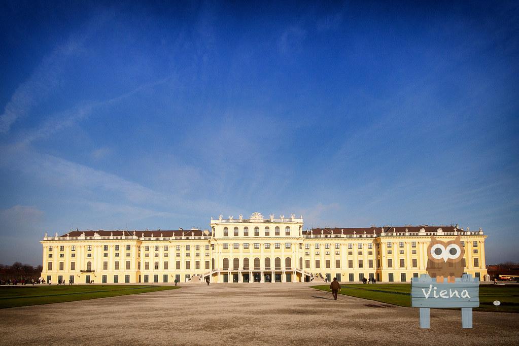 Palacio Schonbrun
