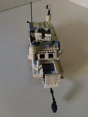 Lego MRAP Cougar JERRV 6x6 (6) (Parm Brick) Tags: lego military army modern warfare custom afol mod moc mrap jerrv cougar 6x6 truck mrapcougarjerrv6x6