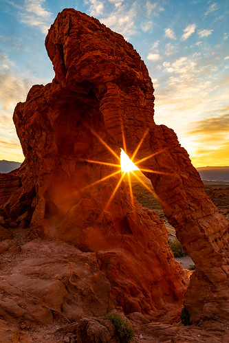 Elephant Rock Sunrise
