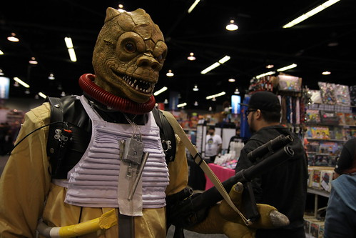 Wondercon 2019 Bossk Star Wars Cosplay A Photo On