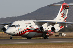 Conair RJ85 (joolsgriff) Tags: conair avro bae britishaerospace rj85 146 cgvfk firebomber avalon 2019
