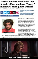 The force is strong with this one (worldnewsback) Tags: latest funny videos images