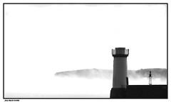 Brume de Mer..... (faurejm29) Tags: faurejm29 canon ciel sea seascape sky paysage nb nature mer monochrome