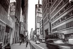 NYC (AtifKhanPhotography) Tags: urbanexploration 500px architecture bw k3 landmark lights manhattan nyc newyork pentax pentaxk3 people street streetview travel blackandwhite city cityscape photography urban