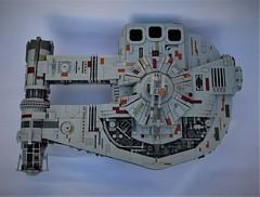 The Outrider (Chef_NL) Tags: star wars starwars outrider lego shadows empire moc dash rendar