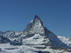 Zermatt (Romi Corte) Tags: matterhorn cervino mountain sky snow winter landscape