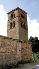 Vizcaínos (santiagolopezpastor) Tags: espagne españa spain castillayleón castilla burgos provinciadeburgos medieval middleages iglesia church románico romanesque torre tower