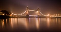 A RIGHT PEA SOUPER (WilsonAxpe) Tags: towerbridge london fog peasouper river thames